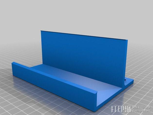 Replicator 2工具架 3D模型  图2