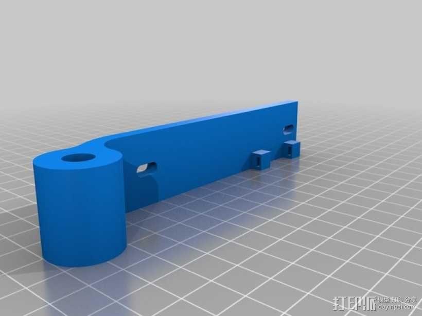 控制器 3D模型  图2