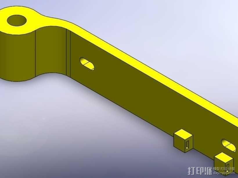 控制器 3D模型  图8