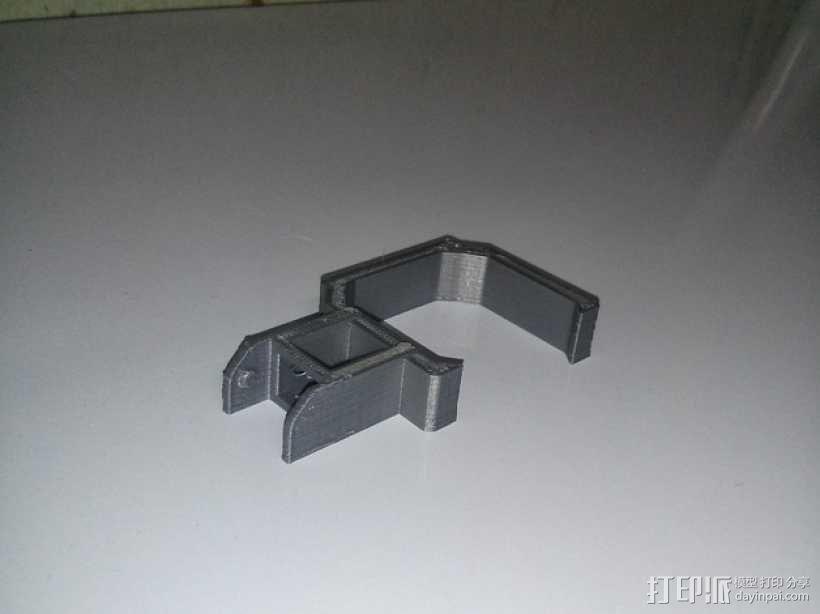 连接器 3D模型  图1