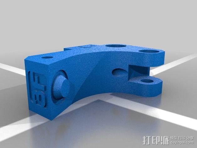 挤出器升级版 3D模型  图5