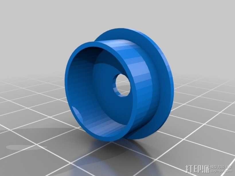 轴承 3D模型  图3