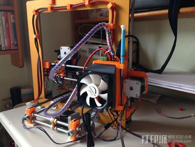 风扇 3D模型  图7