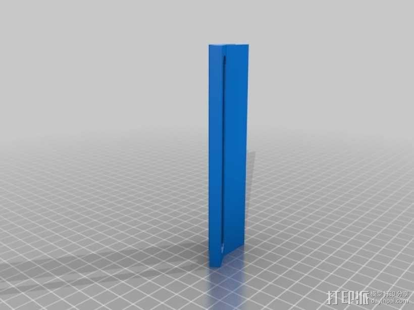 Prusa i3导线器 3D模型  图2