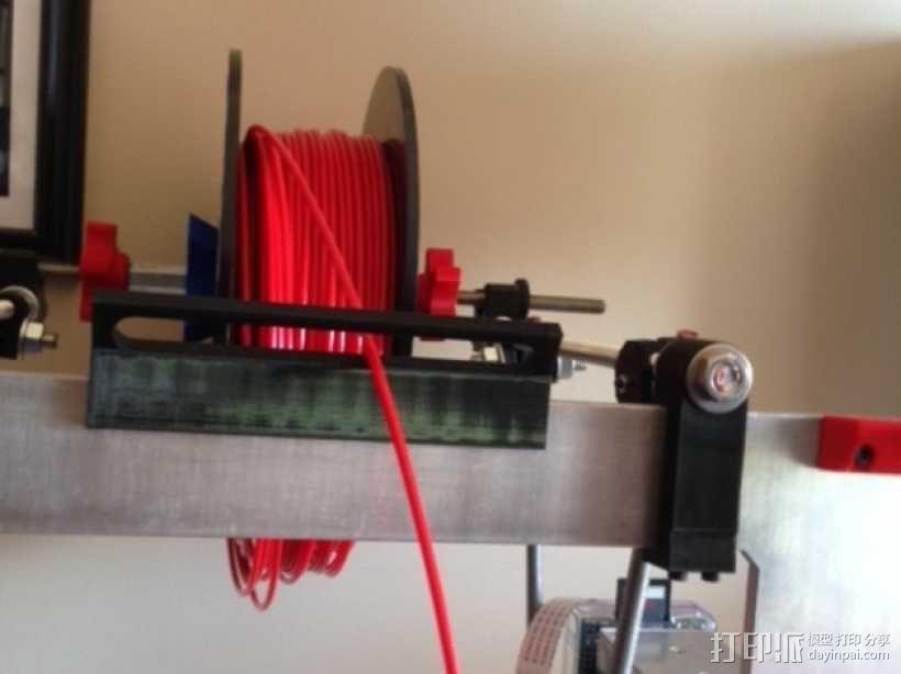 Prusa i3导线器 3D模型  图3