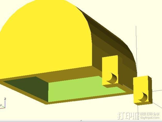 盒子 3D模型  图4