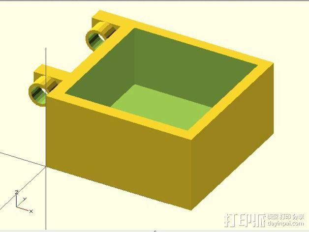 盒子 3D模型  图6
