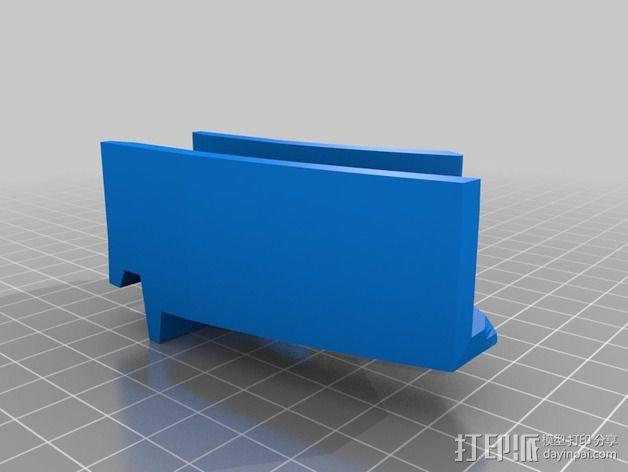 电缆锁链 3D模型  图3