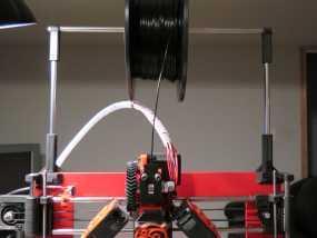 Prusa i3线轴架 3D模型