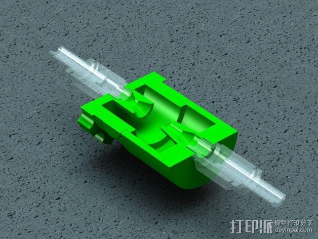 注油器 3D模型  图2