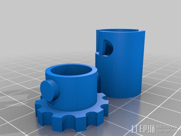 注油器 3D模型  图4