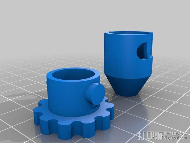 注油器 3D模型  图6