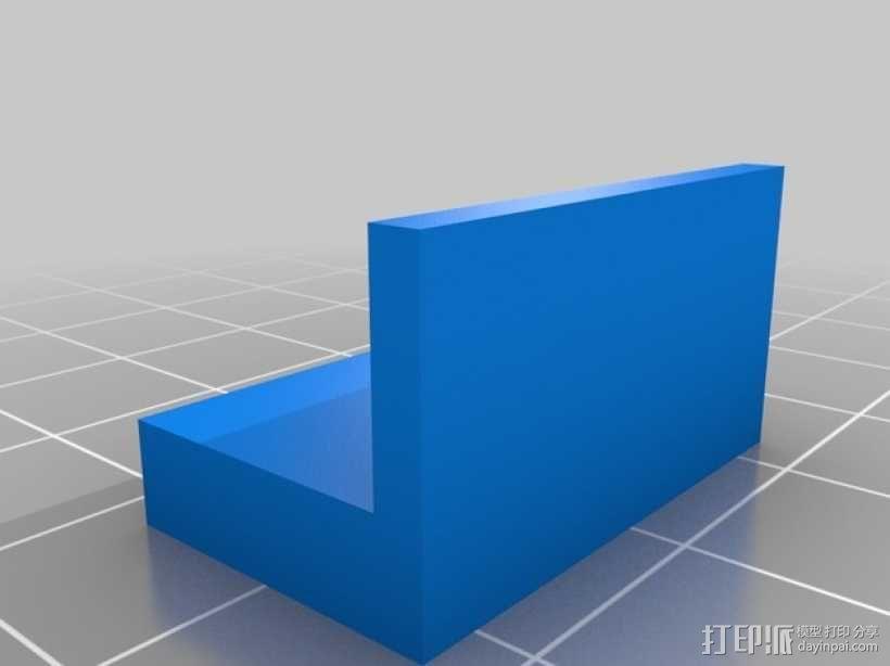 冷风机 3D模型  图2