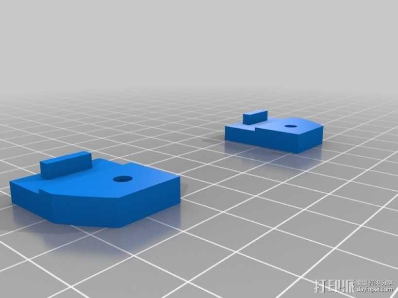冷风机 3D模型  图3