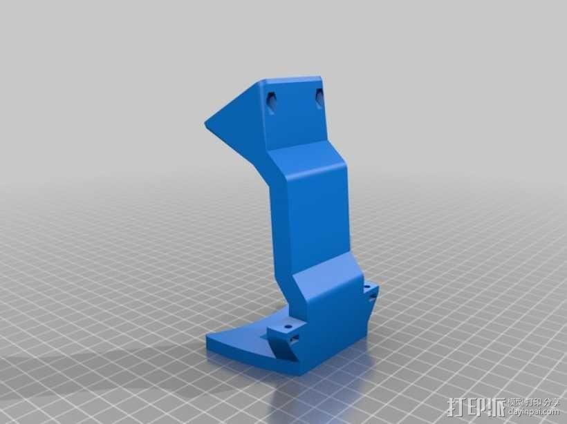 冷风机 3D模型  图5
