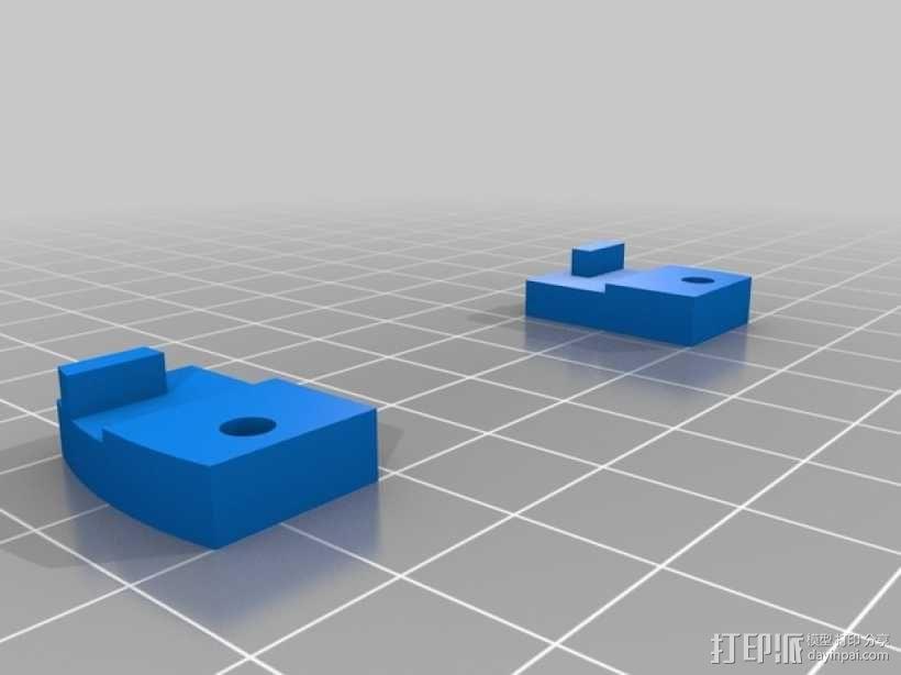 冷风机 3D模型  图4