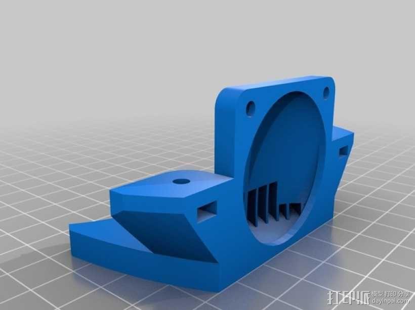 冷风机 3D模型  图6