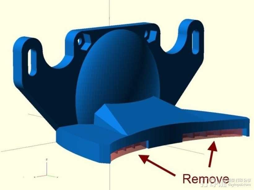 冷风机 3D模型  图10
