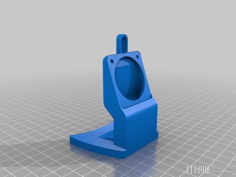 冷风机 3D模型  图14