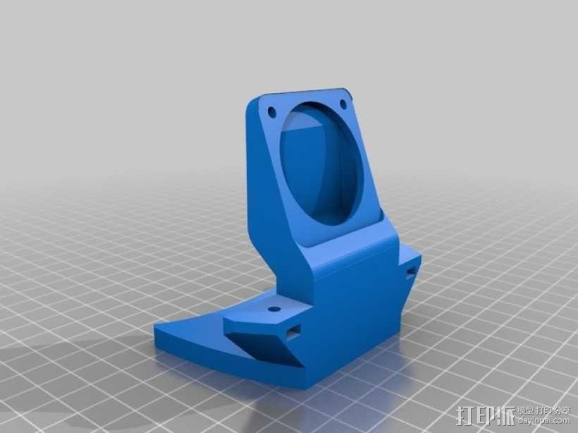 冷风机 3D模型  图17