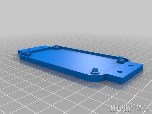 迷你托盘 3D模型  图2