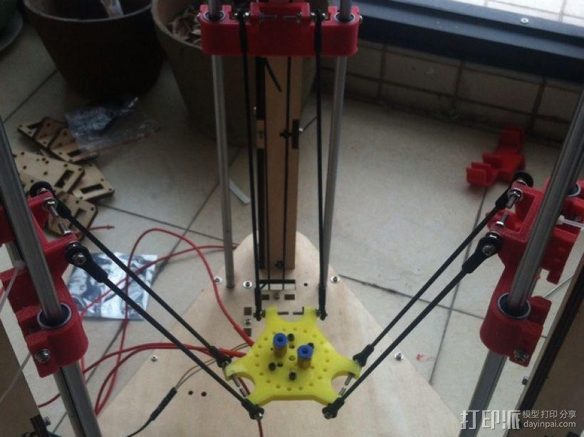 迷你适配器 3D模型  图1