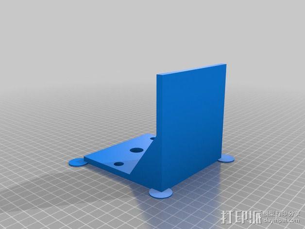 支架 3D模型  图1