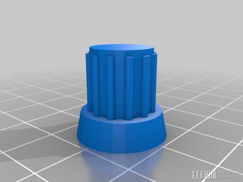 智能控制器 3D模型  图1