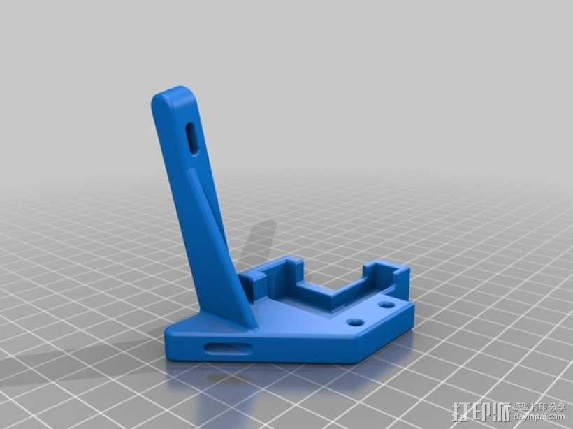 挤出器M2 3D模型  图5