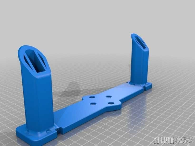 挤出器M2 3D模型  图9