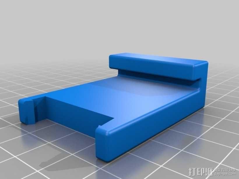 挤出器M2 3D模型  图10