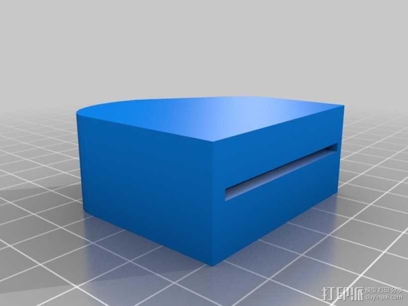 钢琴摆件 3D模型  图5