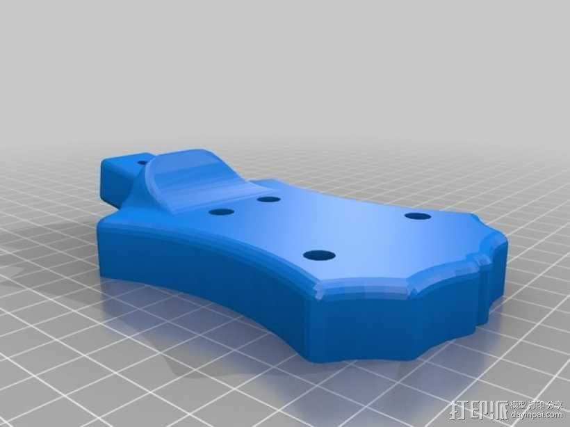 尤克里里 3D模型  图6