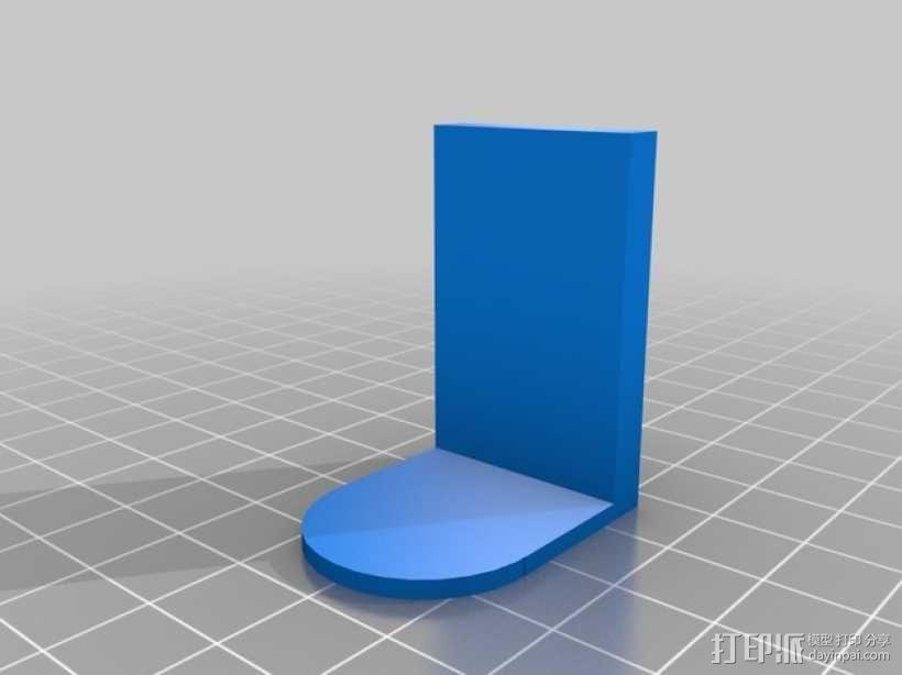 Prusa i3适配器 3D模型  图3