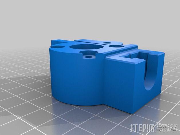 导线器 3D模型  图2