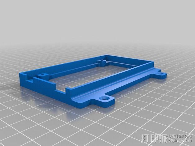 安装版 3D模型  图1