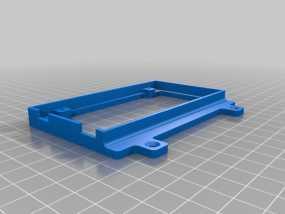 安装版 3D模型