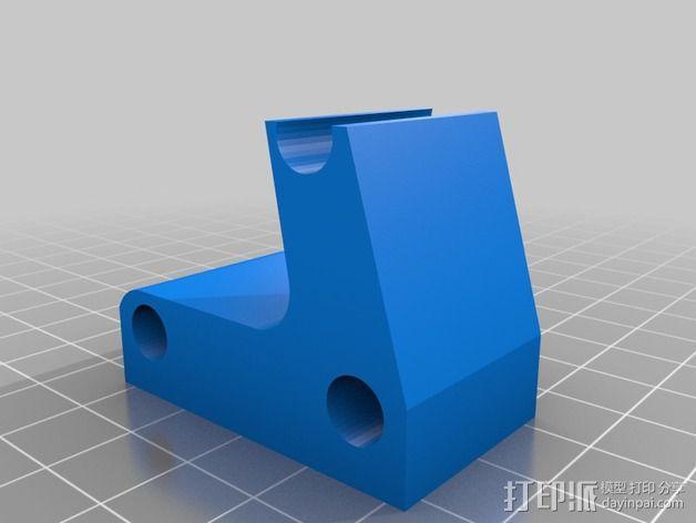 机床 3D模型  图2
