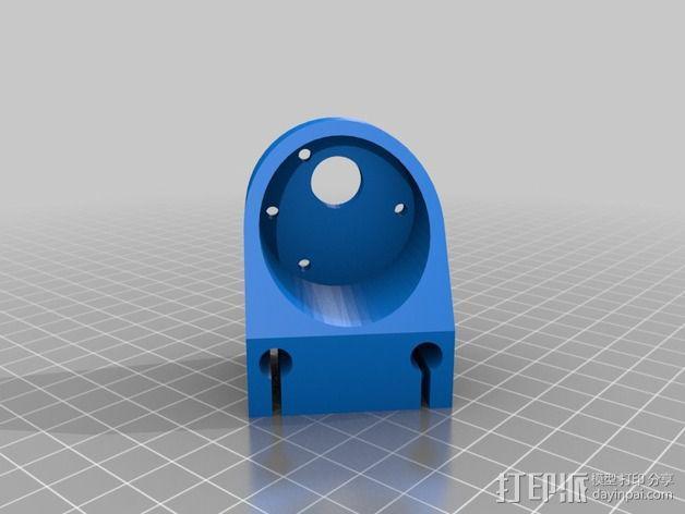 机床 3D模型  图6
