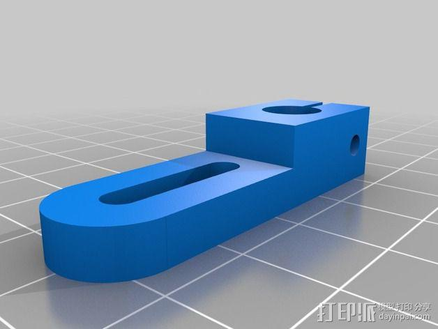 Z轴适配器 3D模型  图6