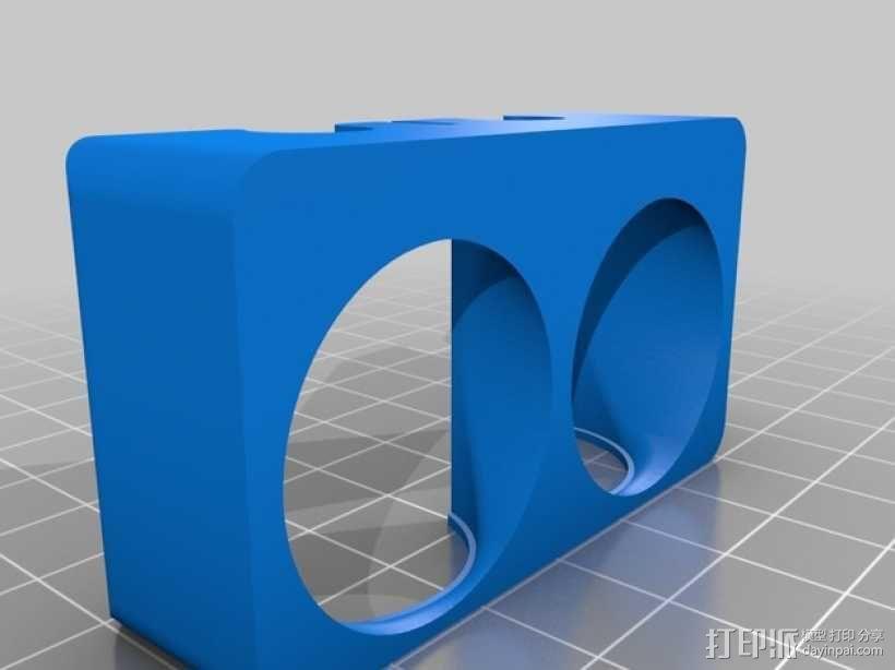 E3D适配器 3D模型  图4