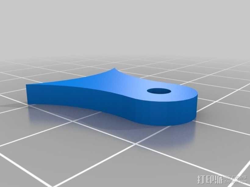加热板 3D模型  图4