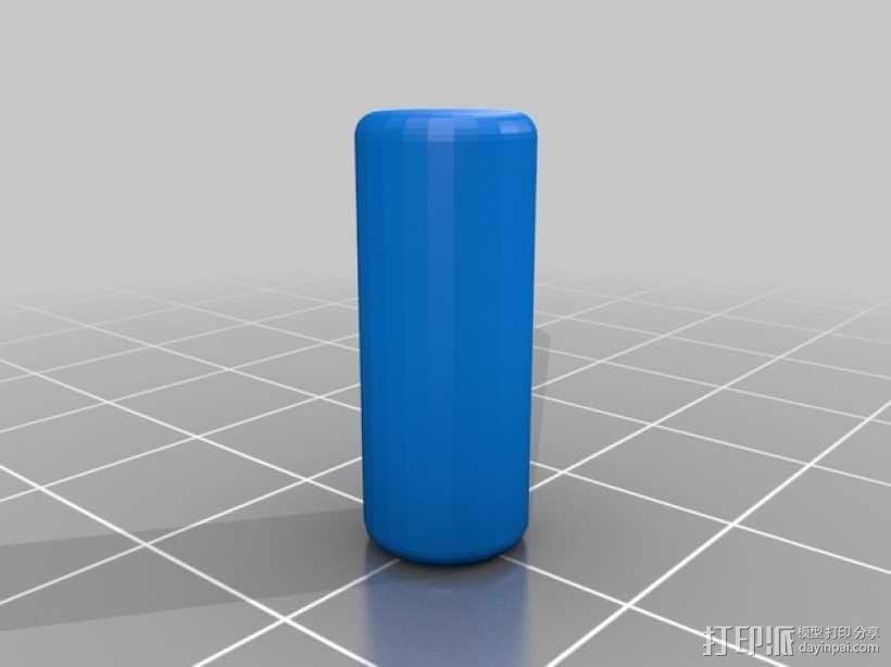 挤出器 3D模型  图5