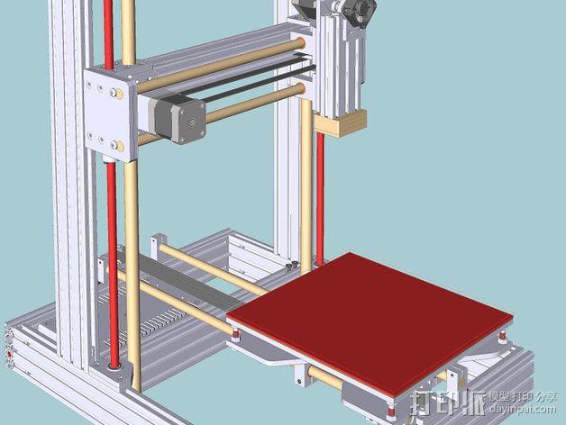 打印机 3D模型  图9