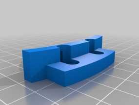 挂载 3D模型