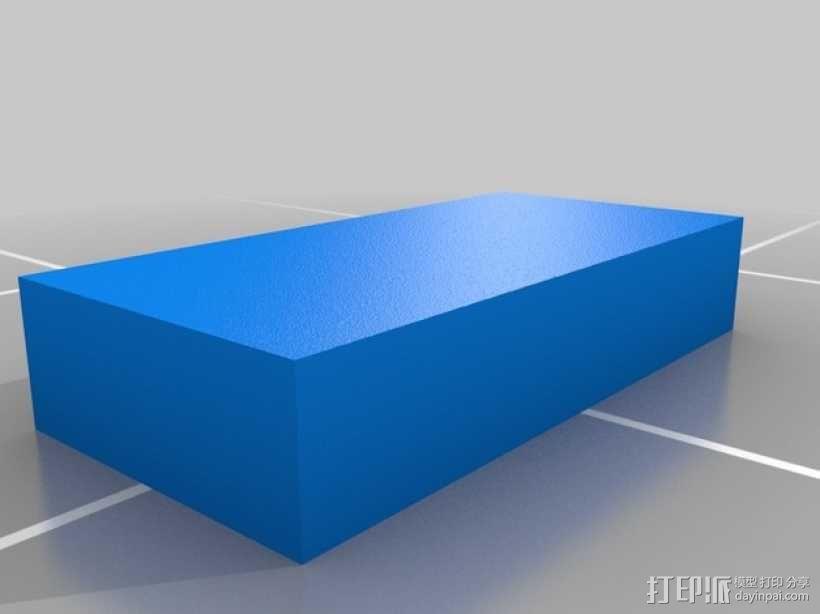 挤出器 3D模型  图16