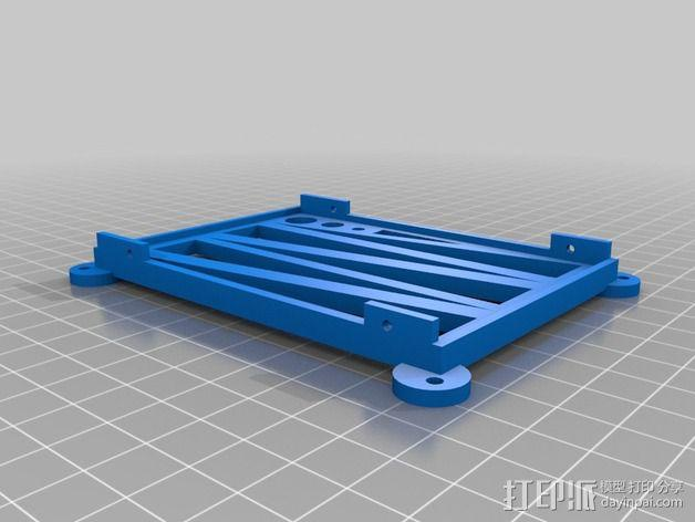 键盘 3D模型  图1