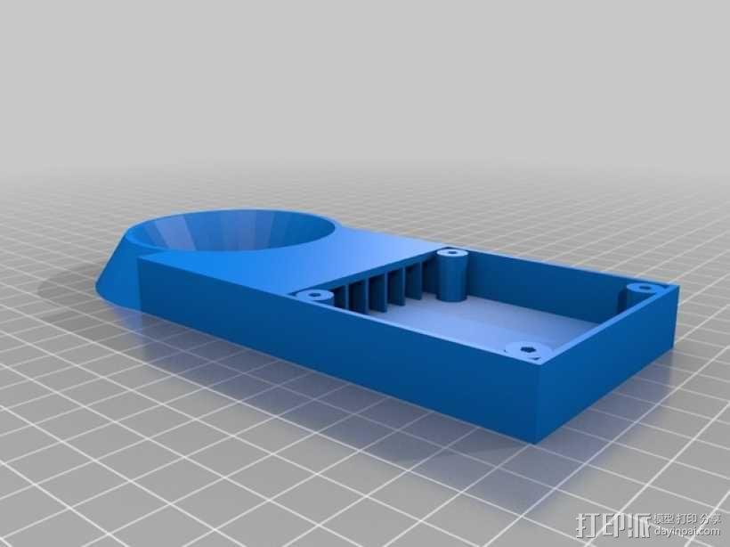 风扇罩 3D模型  图3