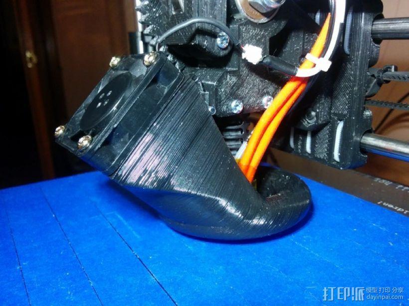 prusa i3风扇 3D模型  图5