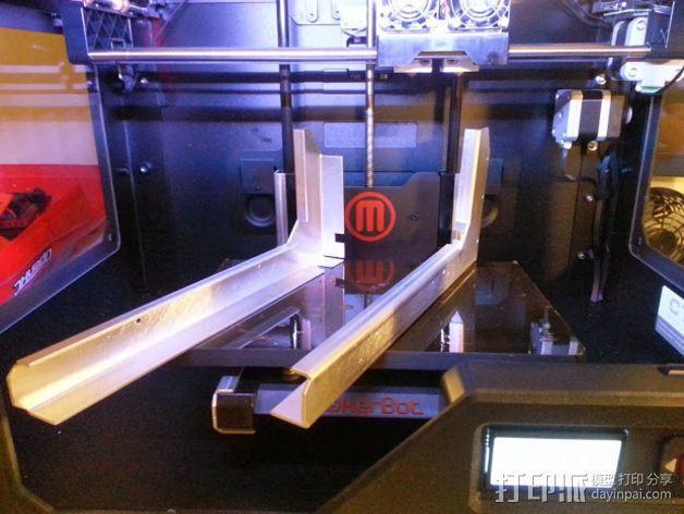 Z轴适配器 3D模型  图8